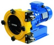 Pompe pneumatique lubrifiant - Débit de 0 à 420 L/mn