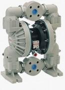 Pompe pneumatique pour fluides visqueux - Débit max. 380 l/min