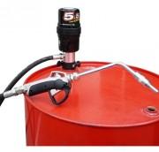 Pompe pneumatique pour huile moteur - Débit : 15,5 L/min