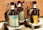 Pompe pour encre imprimerie - Réglage de débit en fonction des qualités de finesse de broyage.