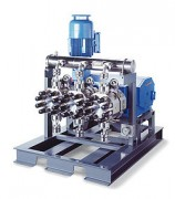 Pompe process pour hautes pressions - (série M 800)