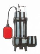 Pompe relevage professionnelle pour eaux chargées - Débit maxi : 380 l/min
