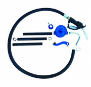 Pompe rotative aluminium - Débit L / tour : 0.25