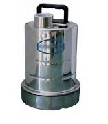 Pompe serpillère professionnelle eaux claires 0.25 kW - Monophasée - En inox - 0.25 kW - 8 m3/h