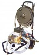 Pompe traitement bois - Pompe Mib 80 A Pistons - Pression réglable : de 0 à 100 bars