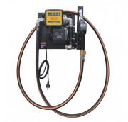 Pompe transfert gasoil à palettes - Débit : 56 L/mn - Pompe à palettes 230 V