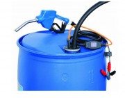 Pompe vide fût électrique - Débit : 25 - 30 L/min