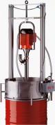 Pompe vide fûts pour liquides visqueux - Débit max : 40 l/min
