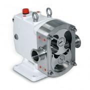 Pompe volumétrique et centrifuge à lobes - ZL