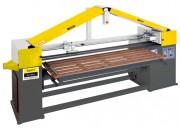 Ponceuse double longue bande - Puissance 400 V/50 Hz/4 kW - Ajustement vitesse 0-3.000 tr/min