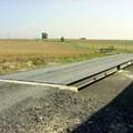 Pont bascule hors sol - Borne de pesage
