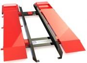Pont bascule pour pesage - Dimensions 4,85 m x 2.66 m