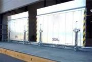 Pont de chargement à déplacement latéral - Charge utile (Kg) : 5000