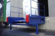Pont de chargement aluminium 5000 Kgs - Charge utile (Kg) : 5000