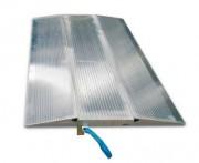 Pont de chargement amovible en Alu - Dimensions (L x l) : de 750 x 1500 à 750 x 2000 mm