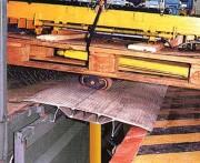 Pont de chargement en acier époxy