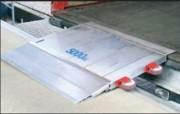 Pont de chargement mobile en aluminium - Charge utile (Kg) : de 4000 à 5000