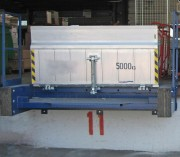 Pont de chargement sur châssis monobloc - Charge utile : 5 000 kg