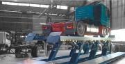 Pont de levage camion - Charge maximale : Jusqu'à 45 tonnes