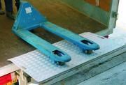 Pont de liaison - Capacité de charge : De 600 à 2000 kg