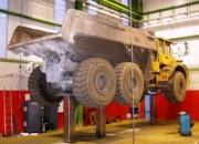 Pont élévateur camion - Charge maximale : 15 tonnes