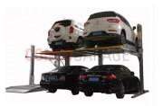Pont élévateur de parking 2 colonnes 2,7 tonnes - Hauteur de levage maximum : 2100 mm