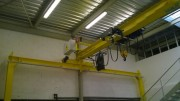 Pont industriel roulant monopoutre - Charge (kg) : 40000 kg