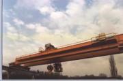 Pont roulant à commande de cabine - Monopoutres ou Bipoutres - Différentes capacités