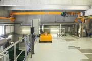 Pont roulant levage - Capacité de charge : de 500 à 10 000 kg