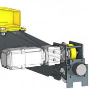 Pont roulant standard ou modulable - Capacité jusqu'à 5/80 t