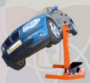 Ponts mobiles élévateurs pour manutention de véhicules - Capacité de levage variable