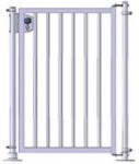 Portail clôture piscine - Hauteur : 1296 mm