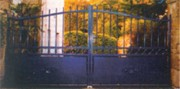 Portail en aluminium 3500 x 1800 - Portail Josselyn