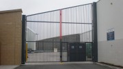 Portail sécurité sur mesure - Plusieurs formes et hauteurs