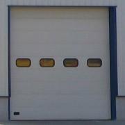 Porte à enroulement rapide 8000 mm - Hauteur maximale de la porte : 6700 mm