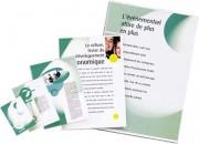 Porte-affiche en PVC antireflets - Format : de A3 à A7 - Formule : Adhésive ou Magnétique