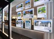 Porte affichettes LED - Système d'insertion pratique - Economie d'énergie