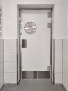 Porte alimentaire hydrofuge - En polyéthylène haute densité