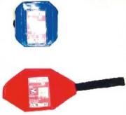 Porte-badge brassard - Porte-badge fabriqué en bâche PVC haute résistance