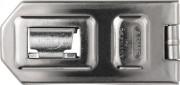 Porte cadenas et chevilles en acier cémenté - Articulations protégées