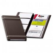 Porte-cartes de visite VISIFIX noir - Durable