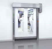 Porte certifiée salle blanche - Adaptation pour salle blanche certifiée par l'institut Fraunhoer