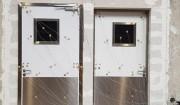 Porte coupe-feu et hydrofuge - Certifiée coupe feu 30'
