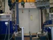 Porte d'accès isolation acoustique - Atténuation de 30 dB(A) à 55 dB(A) - Coupe-feu de 30 minutes à 2 heures