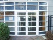 Porte d'entrée résidentielle - Assemblage soudé haute performance
