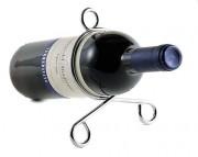 Porte de bouteille - Diamètre : 8 cm - avec fil inox