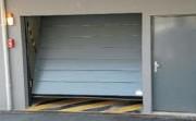 Porte de garage motorisée - Ralentissement en fin de course