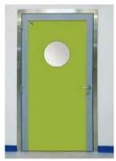 Porte de service en polyéthylène - Porte lessivable ou lavable à grande eau