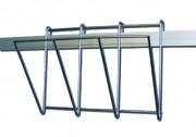 Porte document sur rail - Largeur : 300 mm - Hauteur : 210 mm