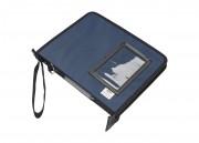 Porte document véhicule A5 avec poignée - Sécurisable, Solide, Lavable